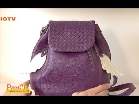 Свое дело: как украинка производит эксклюзивные сумки ручной работы