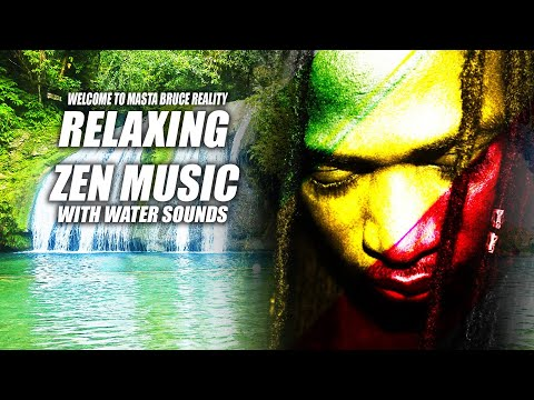 Peaceful Ambience for Spa, Yoga and Relaxation . Relaxing Zen Music with Water Sounds •