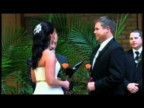 Anatomy of a Wedding Ceremony: Rose Ceremony