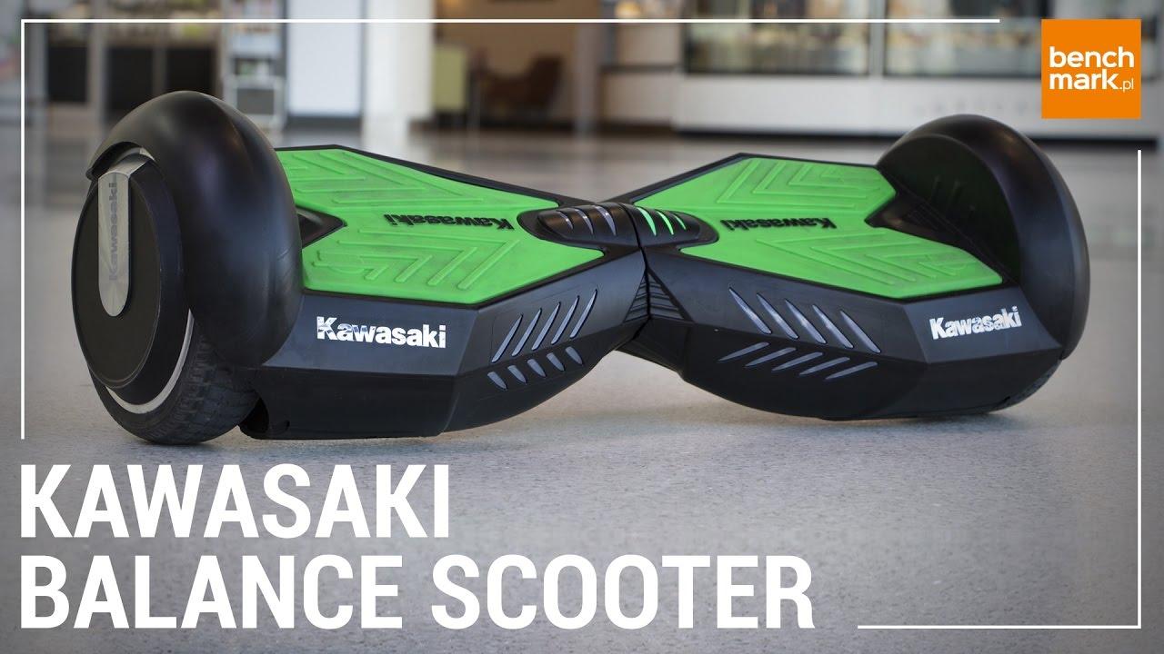 Image result for Kawasaki 10' Electric Balance Hoverboard