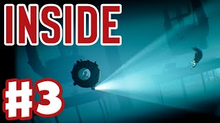 Inside - Gameplay Walkthrough Part 3 - Playdead's Inside (Indie Game for Xbox One and PC)