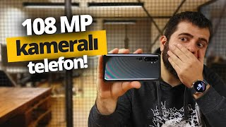 108 MP Kameralı Xiaomi Mi Note 10 inceleme!