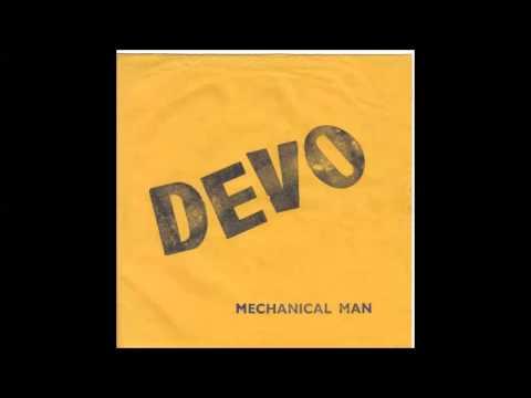 Devo - Mechanical Man EP (Vinyl Rip)