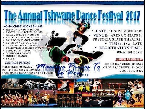 Tshwane Dance Festival 2017