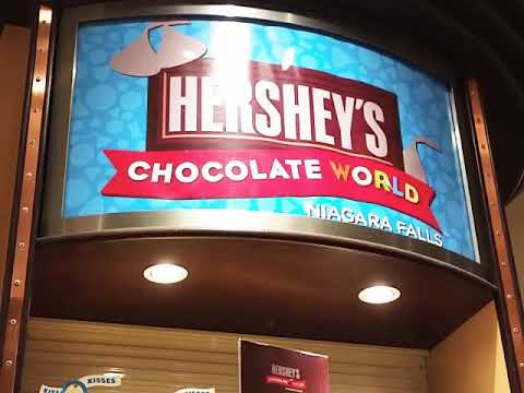 Hershey's Store, Niagara Falls, Ontario
