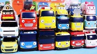 타요 Tayo the little bus ,Тайо Игрушки ,꼬마버스 타요 , 뽀로로 로보카폴리 또봇 장난감 Robocar Poli Pororo toys