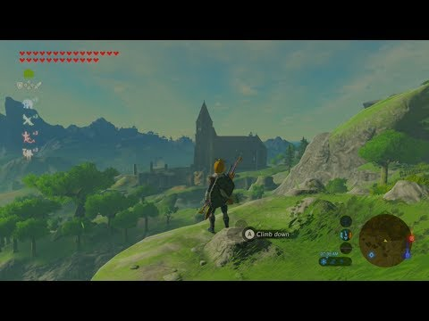 ASMR Breath of the Wild - LoZ References