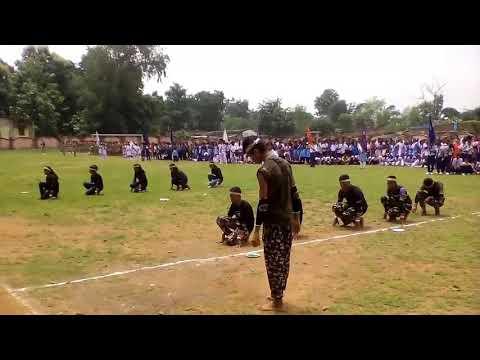 St Joseph convent school bonaigarh independence day dance video