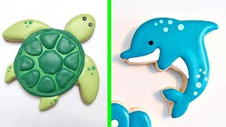 15 Beautiful Cookies Decorating Ideas   Most Amazing Cookies Art Decorating Compilation