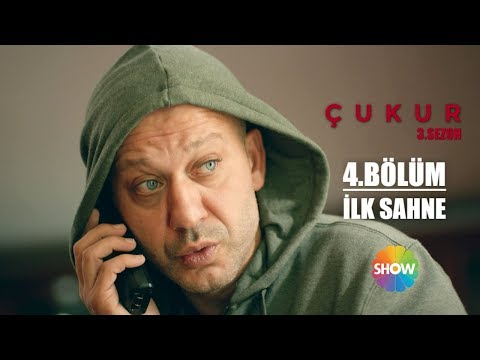 Çukur 3. Sezon 4. Bölüm İlk Sahne - Видео онлайн