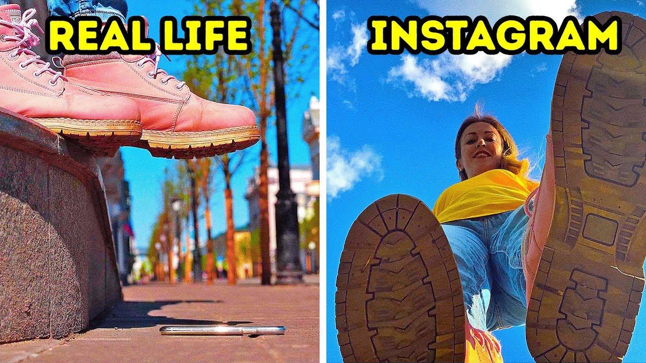 Трикови за Инстаграм фотки со кои ќе соберете повеќе лајкови