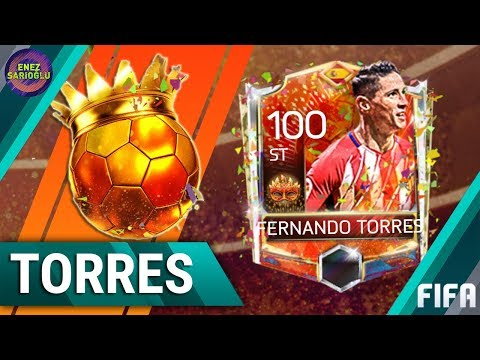 CARNIBALL TORRES REVIEW! HOW TO UNLOCK? FIFA MOBILE 18