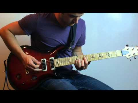 Your Love Never Fails - Jesus Culture - Lead Electric Guitar Tutorial