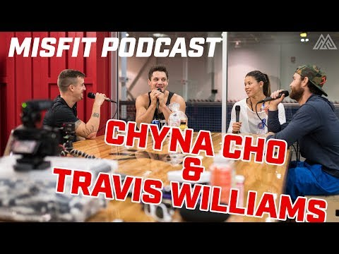 Chyna Cho and Travis Williams Talk Steroids in Crossfit - Misfit Athletics Podcast