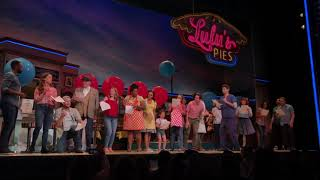 """Down At The Diner"" Sing-A-Long Celebrating 1000 Performances of Waitress on Broadway"