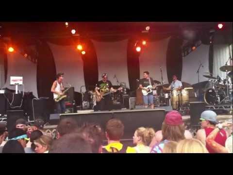 Gigantic Underground Conspiracy @ Summer Camp Music Festival 2012 [HD]