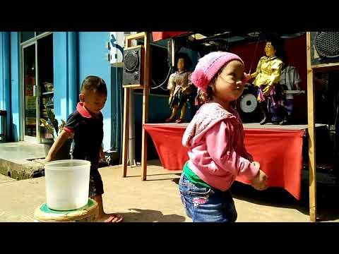 Tarian anak Indonesia , dancing for children Indonesia, belajar tari balet, learning ballet dance