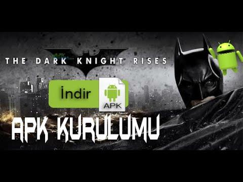 the dark knight rises apk cracked