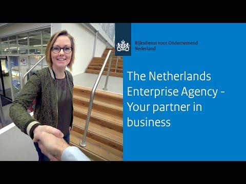 The Netherlands Enterprise Agency - Your partner in business