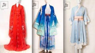 Traditional Chinese clothing [Part 1] - Tieu Dao Co Trang
