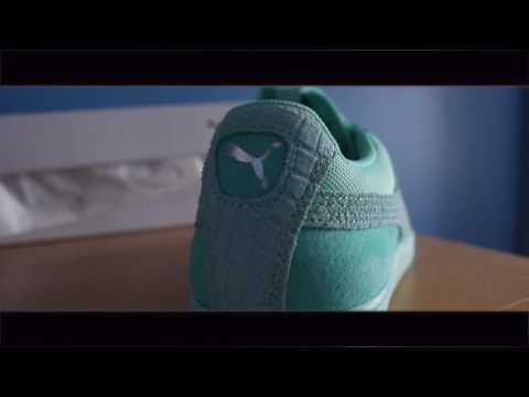 Puma x Diamond supply Co. Shoe
