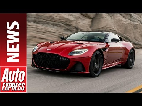 2018 Aston Martin DBS Superleggera – new British super GT revealed