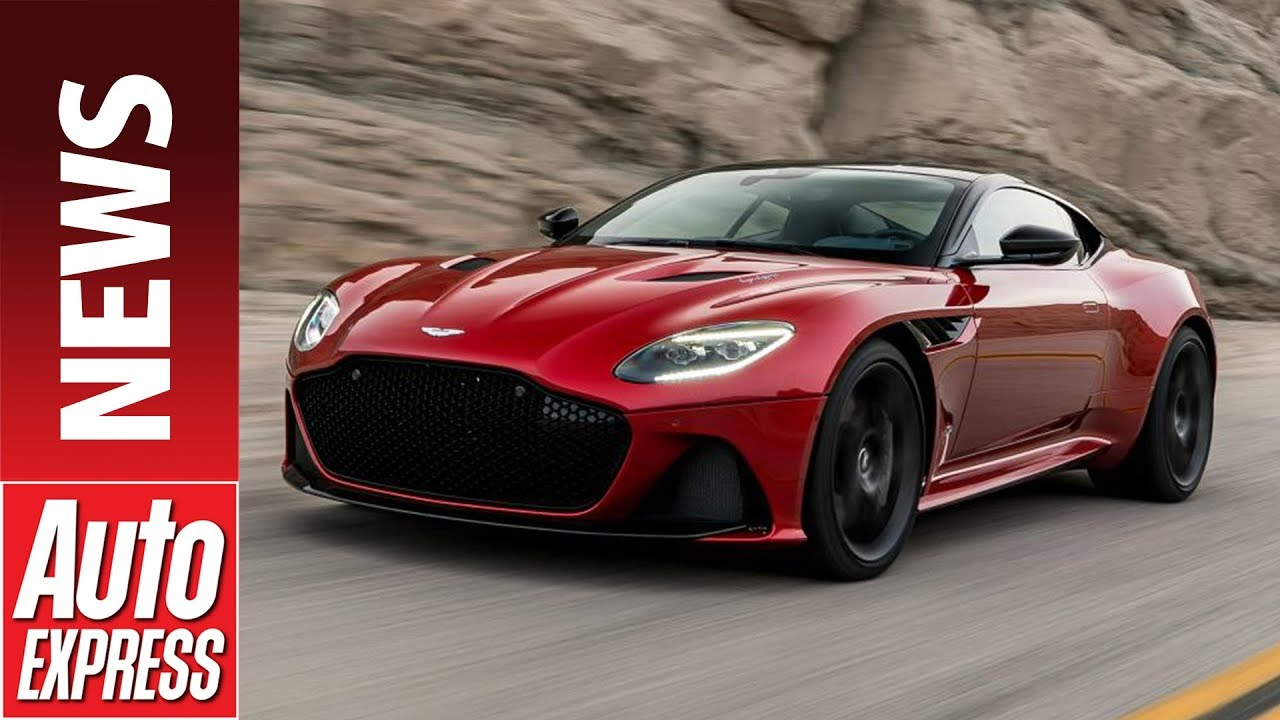 Aston Martin DBS Superleggera New British Super GT Revealed - 2018 aston martin db9