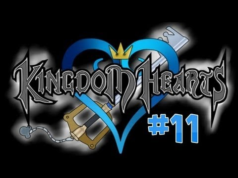 Let's Play Kingdom Hearts (Gameplay/Walkthrough) [Part 11] - The Cave of Wonders! & VS Jafar!