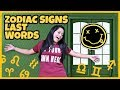 Zodiac Signs LAST WORDS || ZODIACMORE
