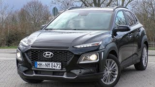 2020 Hyundai Kona 1.0 T-GDI (120 HP) TEST DRIVE