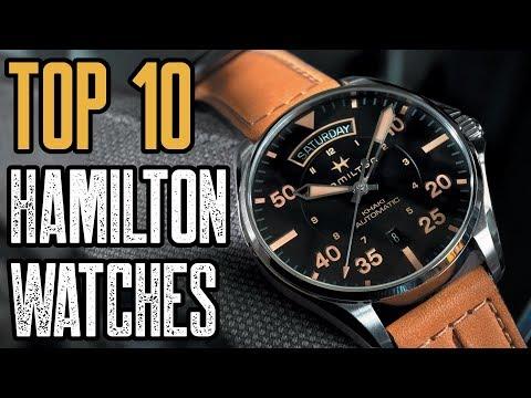 Top 10: Best Hamilton Watch To Buy In [2019]
