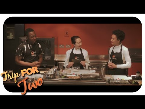 SOZAI COOKING CLASS: CALIFORNA ROLL // FULL VERSION