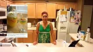 Hawaiian Macaroni Salad And Pineapple Sangria - Pintastic Recipes