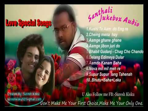 Santhali Jukebox Love Songs