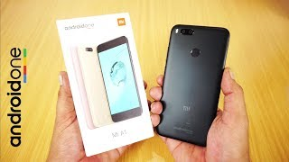 Xiaomi Mi A1 Unboxing [Urdu/Hindi]