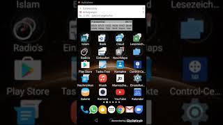 Einrichten Google Kalender auf Android