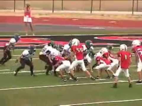 LCP Cougars vs. RR Colts 2009