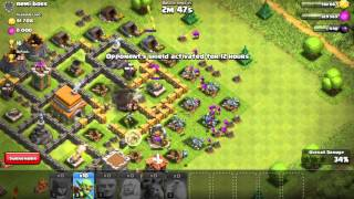 Clash of Clans #3 perfecto XD.