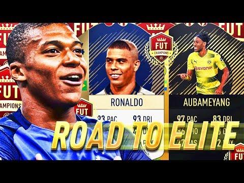 FIFA 18 - NOTRE MEILLEUR FUT CHAMPION ? PELE 91 ET R9 94 EN ATTAQUE !!!