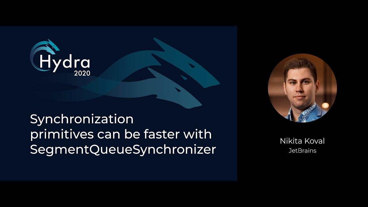 Synchronization Primitives can be Faster with SegmentQueueSynchronizer