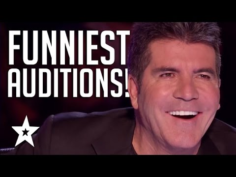 Funniest Auditions Ever On Got Talent Around The World | Vol