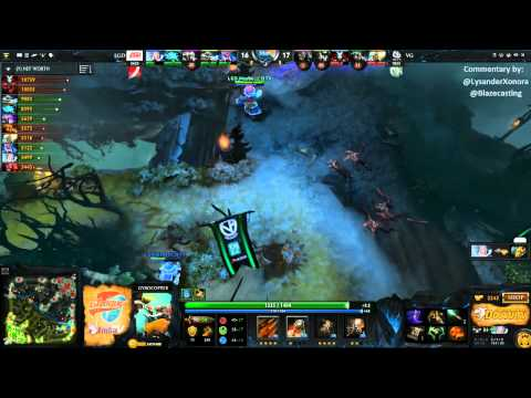 LGD vs VG - I-League - G3