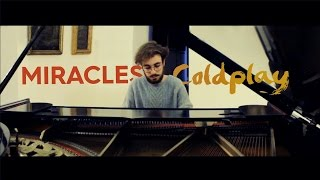 """Miracles"" - Coldplay - Unbroken Soundtrack (Grand Piano Cover)"