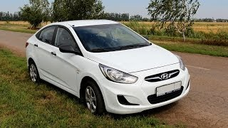 Hyundai Solaris 1.6 AT 10 реальная динамика разгона 0 100, 0 150 км ч