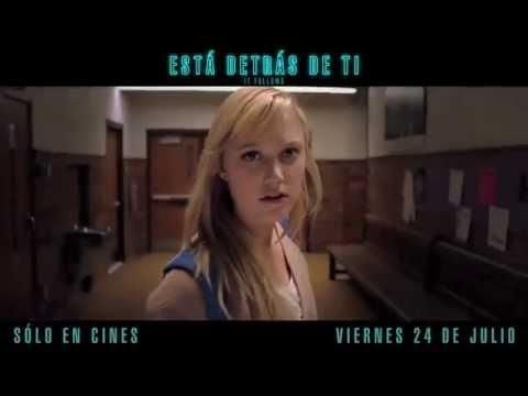 Está Detrás de Ti - It Follows - Spot Subtitulado (HD)