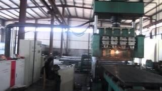 Линия для производства сварного решетчатого настила(Линия производит сварные панели решетчатого настила., 2012-11-08T06:00:19.000Z)