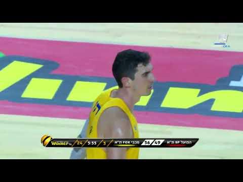 State Cup: Hapoel Tel Aviv 85 - Maccabi FOX Tel Aviv 96