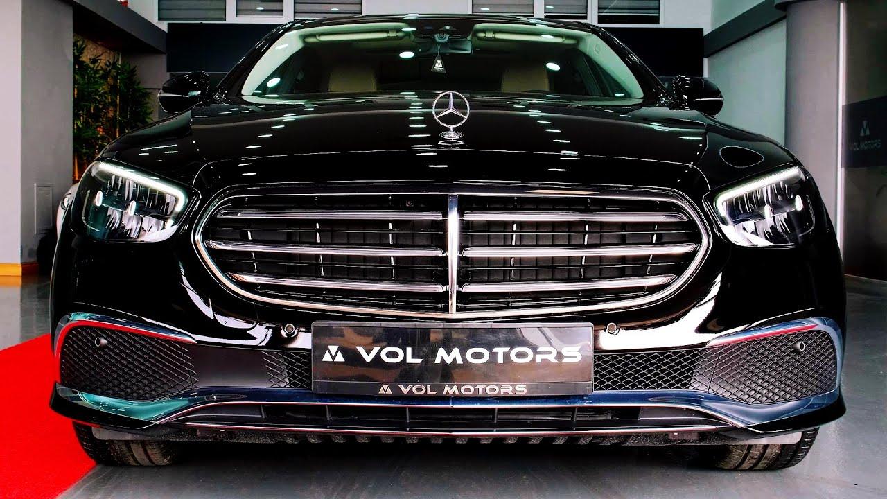 2021 Mercedes E Class Exterior And Interior Details Spectacular Luxury Sedan Youtube