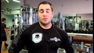 Уроки фитнеса от Fitness House. Урок №1. Алексей Жерихов