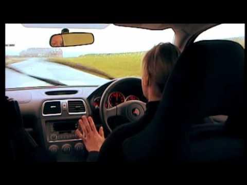 5thGear – Subaru Impreza WRX STi vs Subaru Forester STi